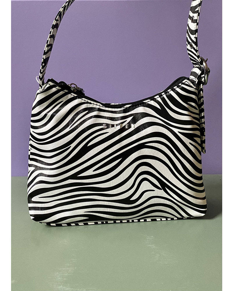 Silfen Silfen Handbag Ulla Zebra