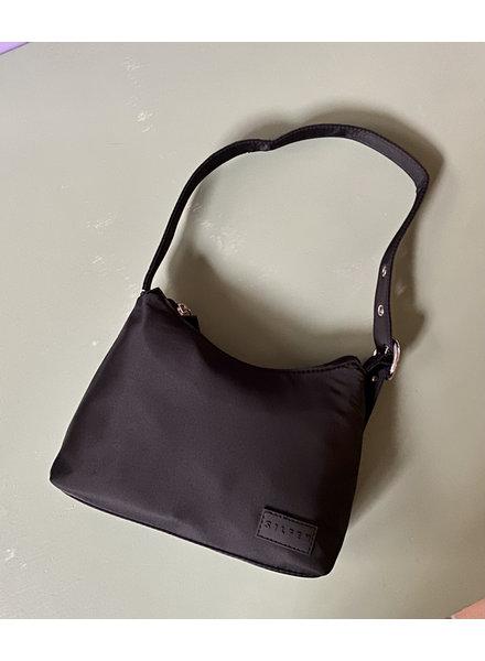Silfen Handbag Ulla Black Silver