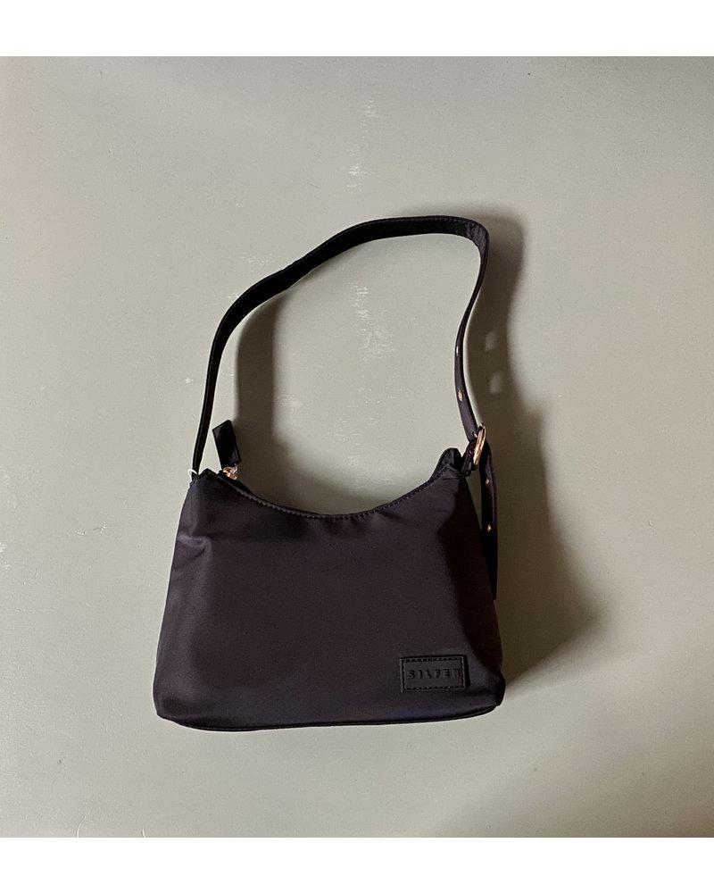 Silfen Handbag Ulla Black Gold