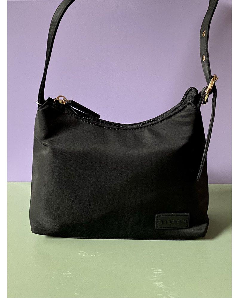 Silfen Silfen Handbag Ulla Black Gold