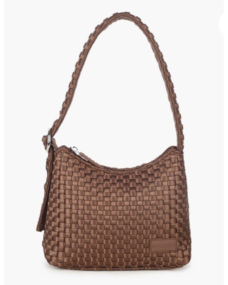 Silfen Handbag Ulla Brown