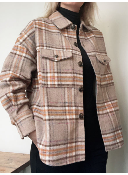 Native Youth Lumberjack Jacket