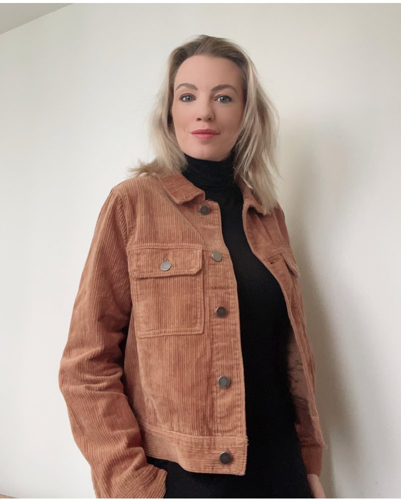 24 colours 24 Colours Corduroy Jacket