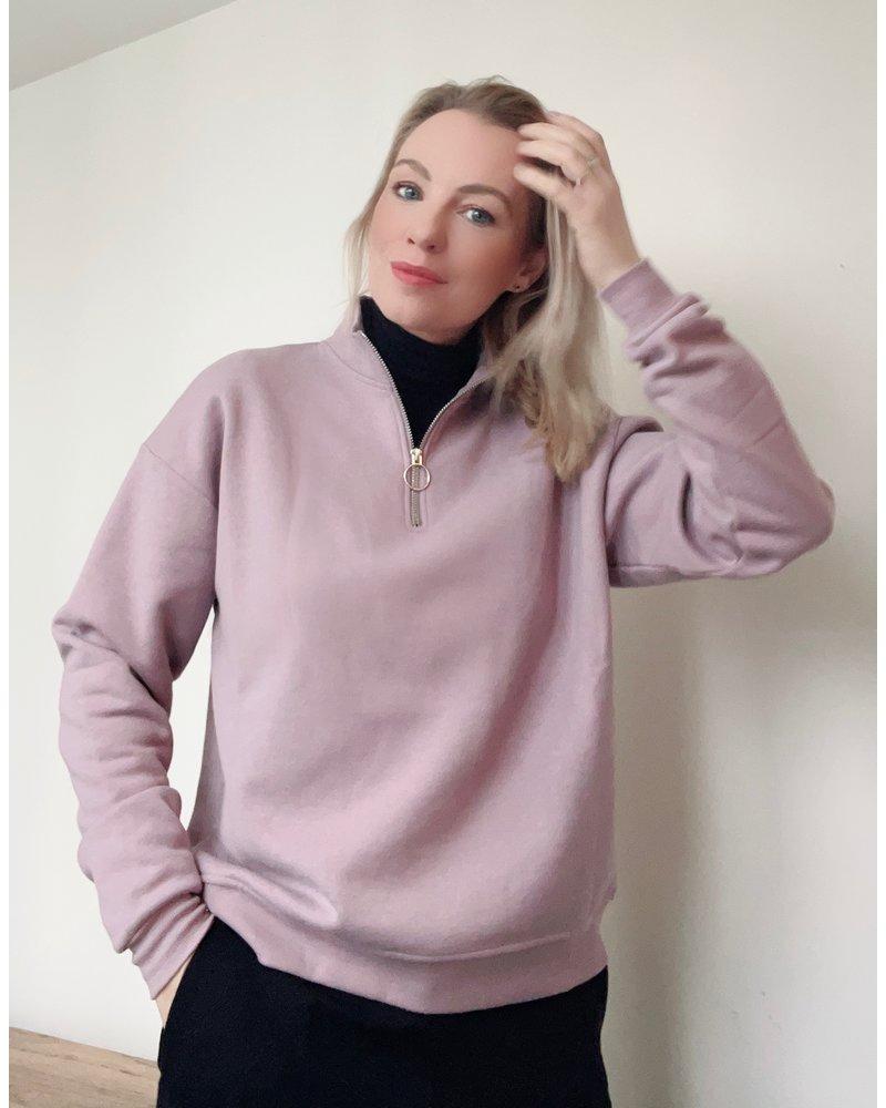 24 colours 24 Colours Sweater Zipper