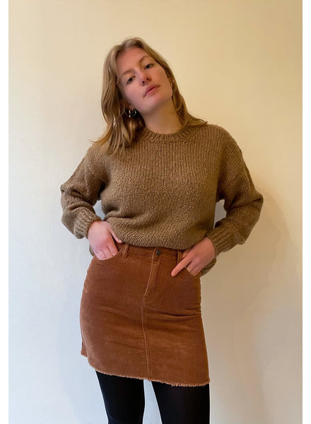 24 colours 24 Colours Corduroy Skirt