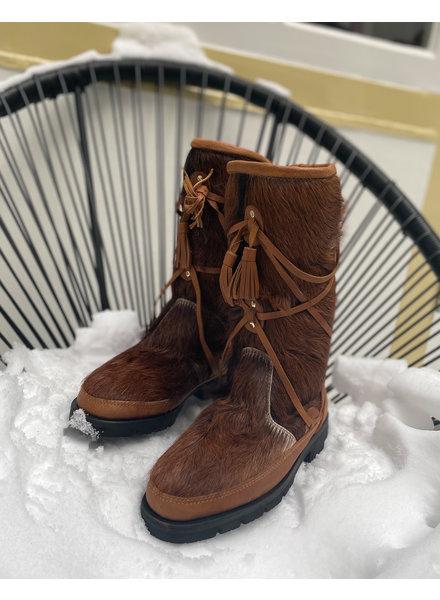 Muze Amsterdam Winter Boots