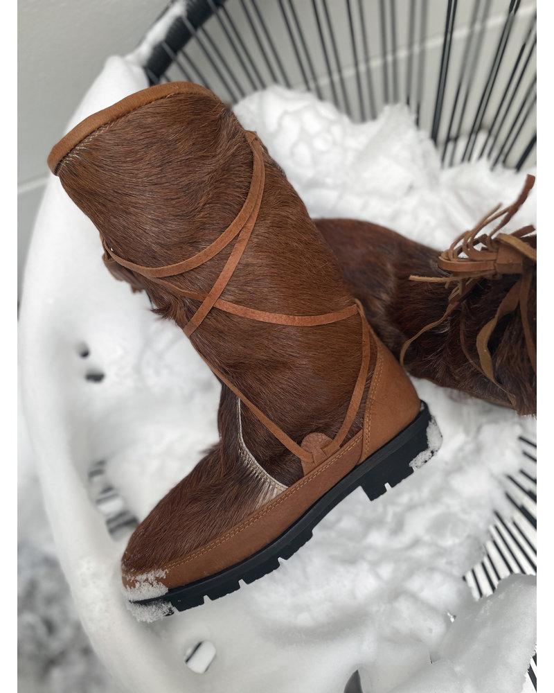 Muze Amsterdam Muze Winter Boots