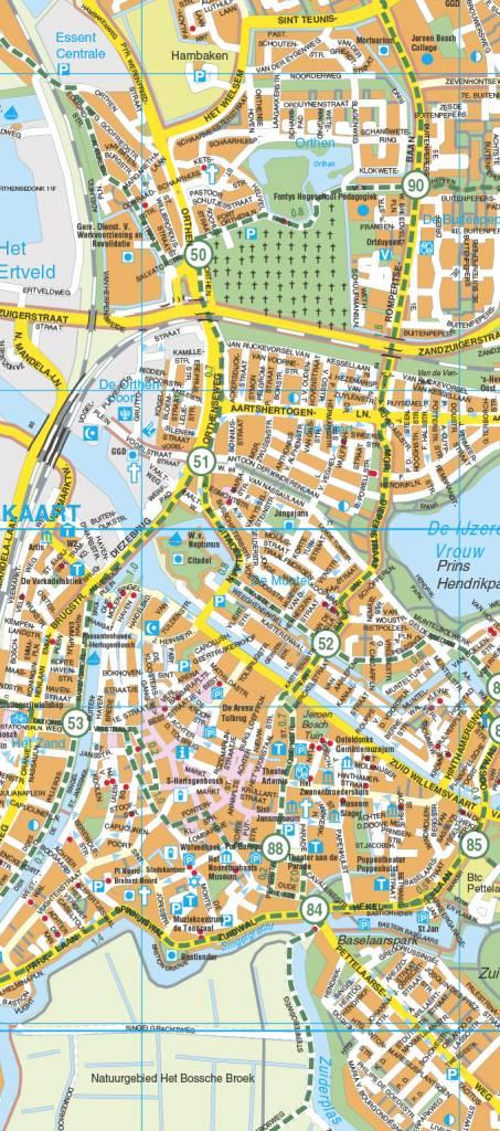 Falk Stadsplattegrond & Fietskaart 's Hertogenbosch, picture 103207163