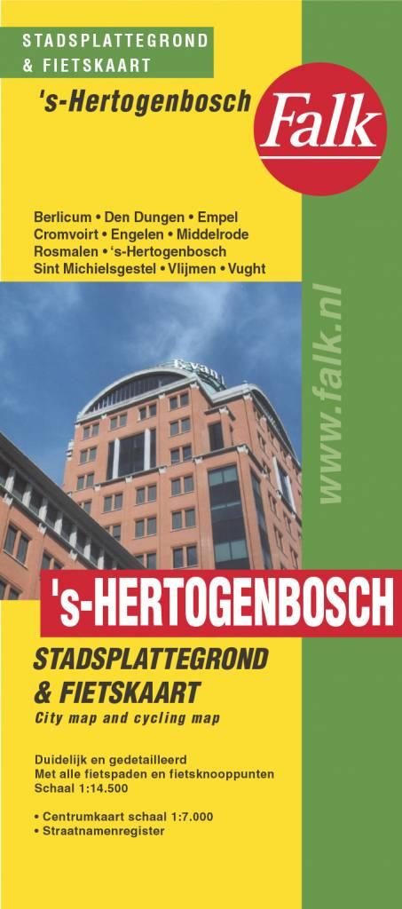 Falk Stadsplattegrond & Fietskaart 's Hertogenbosch, picture 103207166