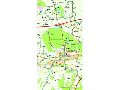 VVV Fietskaart 21. Grafschaft Bentheim, picture 149464313