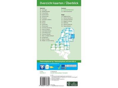 VVV Fietskaart 21. Grafschaft Bentheim, picture 149464352
