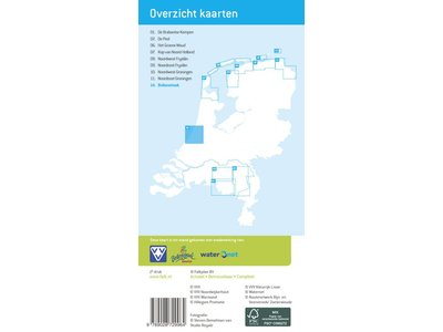 Falk VVV Wandelkaart 14 Bollenstreek met Amsterdamse Waterleidingduinen, picture 157345145
