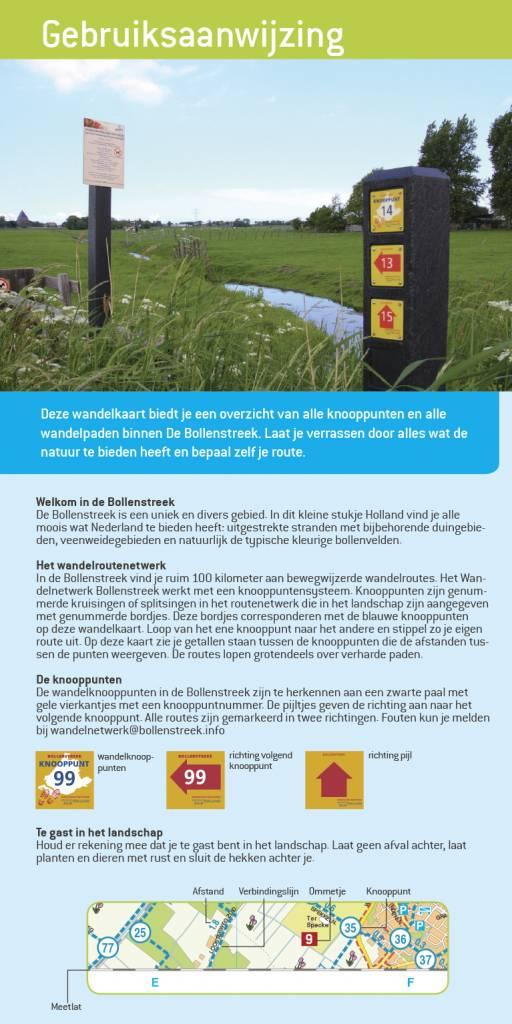 Falk VVV Wandelkaart 14 Bollenstreek met Amsterdamse Waterleidingduinen, picture 157345184