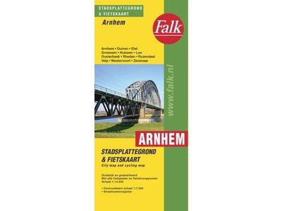 Falk Stadsplattegrond & Fietskaart Arnhem, picture 157347623