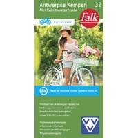 Falk Fietskaart 32. Antwerpse Kempen