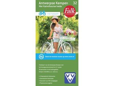Falk Fietskaart 32. Antwerpse Kempen, picture 199709204
