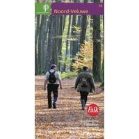 Staatsbosbeheer Falk Staatsbosbeheer wandelkaart nr. 19 Noord-Veluwe