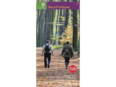 Staatsbosbeheer Falk Staatsbosbeheer wandelkaart nr. 19 Noord-Veluwe, picture 199711961