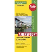 Falk Stadsplattegrond & fietskaart Amersfoort