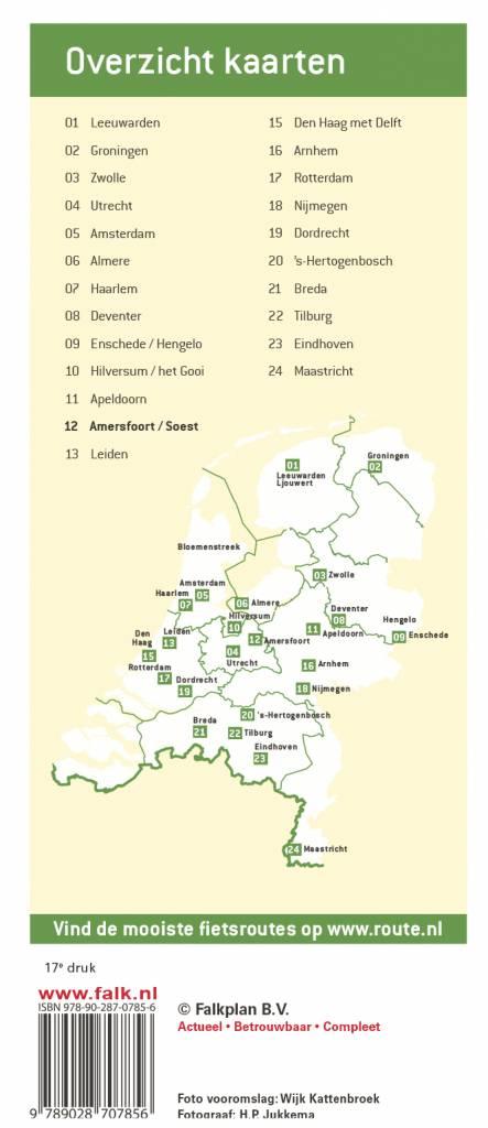 Falk Stadsplattegrond & fietskaart Amersfoort en omgeving, picture 199713863