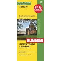 Falk Stadsplattegrond & Fietskaart Nijmegen