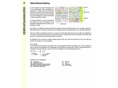 Falk Routiq Autokaart Oostenrijk tab-map, picture 200538140