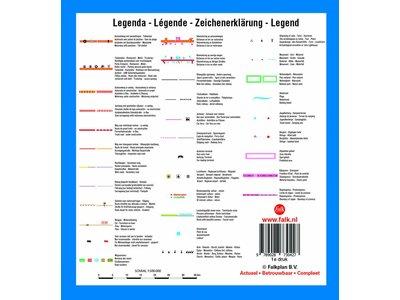 Falk Routiq Autokaart Oostenrijk tab-map, picture 200538929