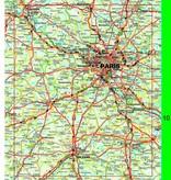 Falk Autokaart Frankrijk Routiq tab map, picture 200542904