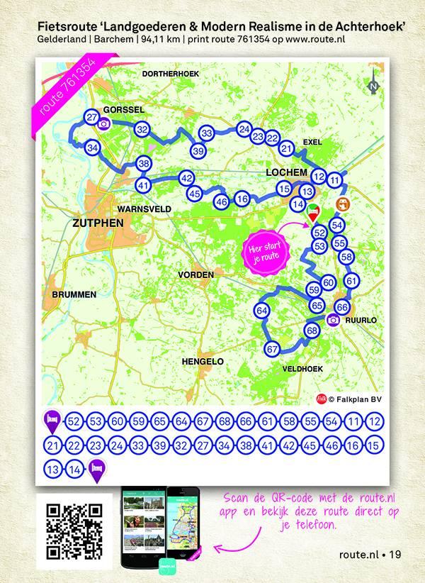 Falk Groots Genieten in de Achterhoek fietsen vanuit horecalocaties in de Achterhoek, picture 203900648