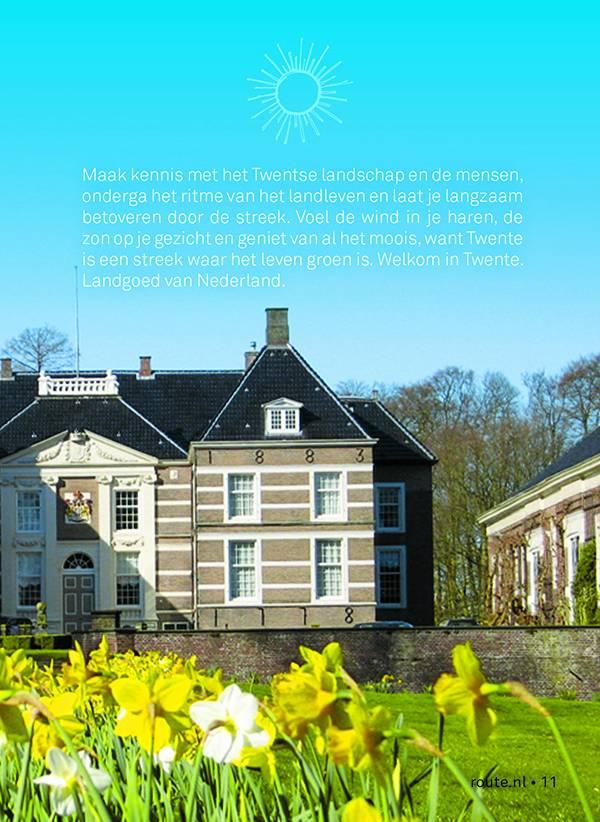 Falk Groots Genieten in Twente fietsen & wandelen vanuit Twentse horecalocaties, picture 203903384