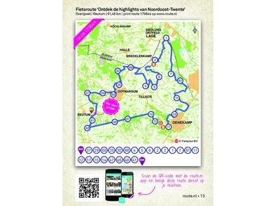 route.nl Groots Genieten in Twente fietsen & wandelen vanuit Twentse horecalocaties, picture 203903447