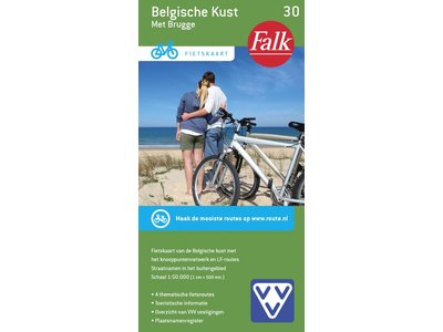 VVV Fietskaart 30. Belgische kust, picture 218770079