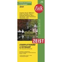 Falk Stadsplattegrond & fietskaart Zeist