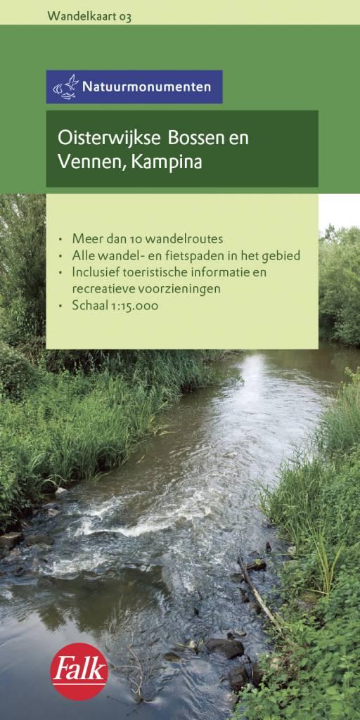 Natuurmonumenten Wandelkaart Natuurmonumenten 03. Oisterwijkse Bossen en Vennen, Kampina, picture 220274648