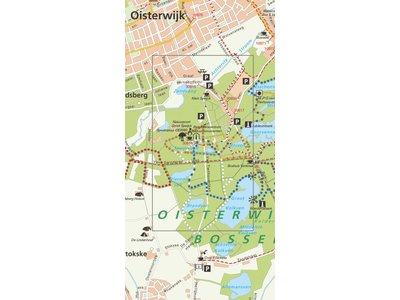 Natuurmonumenten Wandelkaart Natuurmonumenten 03. Oisterwijkse Bossen en Vennen, Kampina, picture 220274804