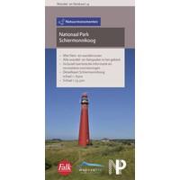 Natuurmonumenten Wandelkaart Natuurmonumenten 14. Nationaal Park Schiermonnikoog