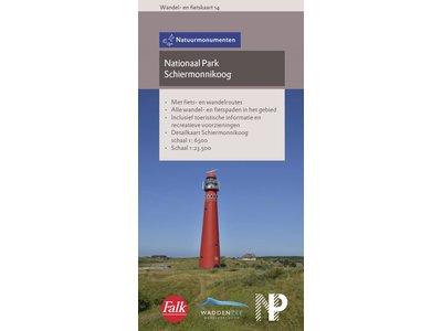 Natuurmonumenten Wandelkaart Natuurmonumenten 14. Nationaal Park Schiermonnikoog, picture 220275152