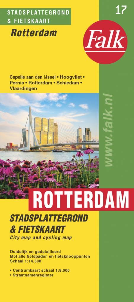 Falk Stadsplattegrond & Fietskaart Rotterdam, picture 243764141