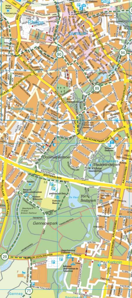 Falk Stadsplattegrond & Fietskaart Eindhoven, picture 243952529