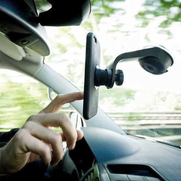 SP Connect Zuignap auto mount, picture 246257423