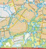 Falk VVV Wandelkaart 01 De Brabantse Kempen met landgoed de Utrecht, picture 251337863