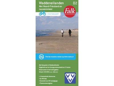 VVV Fietskaart 02. Waddeneilanden, picture 251338685
