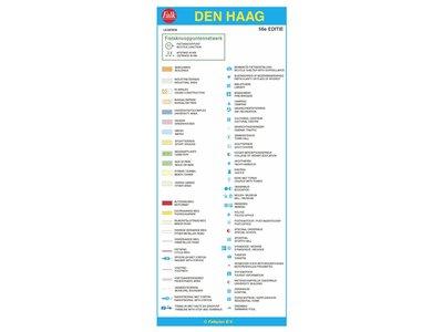 Falk Stadsplattegrond & Fietskaart Den Haag met Delft, picture 251830286
