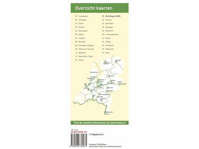 Falk Stadsplattegrond & Fietskaart Den Haag met Delft, picture 251830352