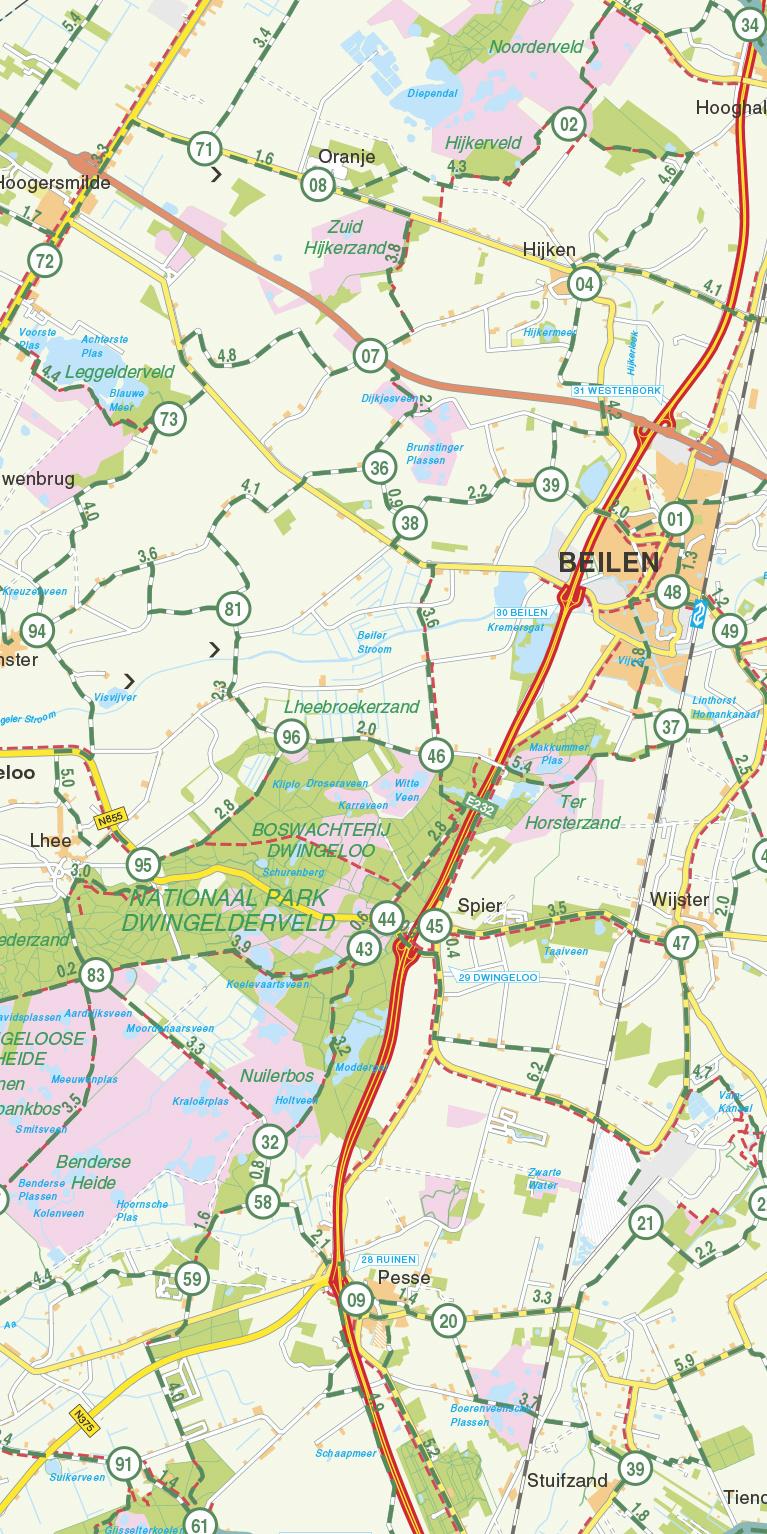 Falk Compact Fietskaart 22. Groningen & Drenthe, picture 268260887
