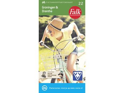 Falk Fietskaart 22. Groningen & Drenthe, picture 268260893