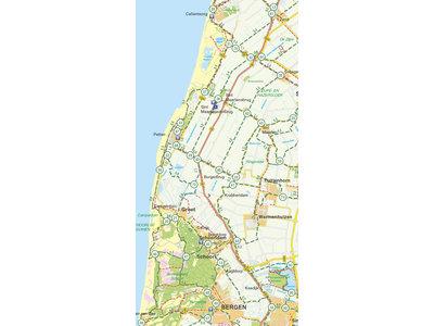 Falk Compact Fietskaart 23. Noord-Holland, picture 268262219