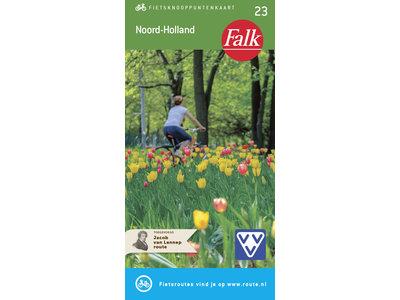 Falk Compact Fietskaart 23. Noord-Holland, picture 268262273