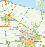 Falk Fietskaart 24. Flevoland, Vechtdal & Kop van Overijssel, picture 268263665
