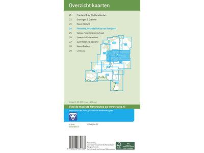 Falk Fietskaart 24. Flevoland, Vechtdal & Kop van Overijssel, picture 268268780